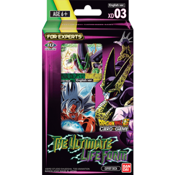 Expert Deck 3 THE ULTIMATE LIFE FORM - Englisch