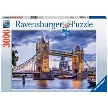 Ravensburger Puzzle - London, du schöne Stadt 3000 Teile