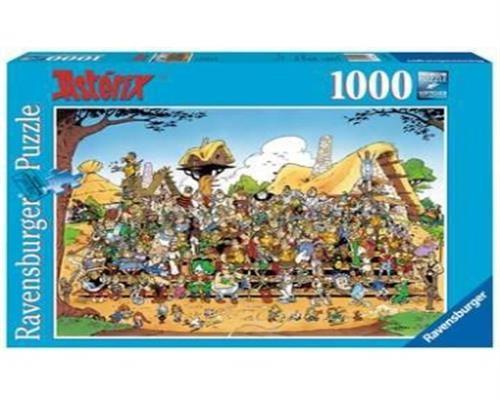 Ravensburger Puzzle - Asterix Familienfoto 1000 Teile