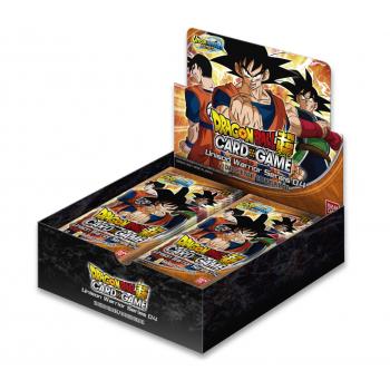Dragon Ball Unison Warrior Series Set 4 Supreme Rivalry [B13] - englisch