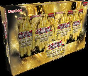 Maximum Gold Box- Deutsch