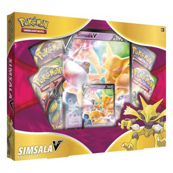 Simsala V Box - Deutsch