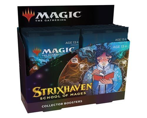 Strixhaven: Akademie der Magier Sammler Booster Display - Deutsch