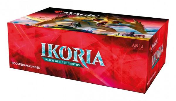 Ikoria: Reich der Behemoths Booster Display - Deutsch