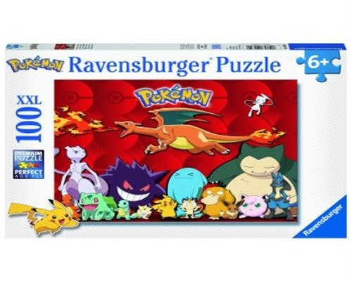 Pokémon Puzzle 100 Teile