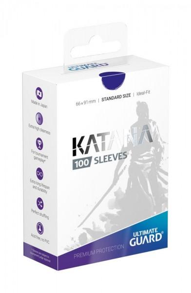 Katana Sleeves Standardgröße Blau(100)