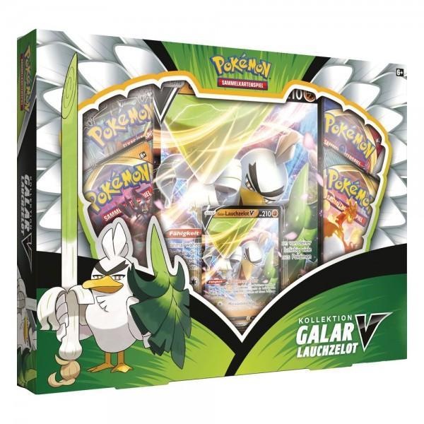 Galar-Lauchzelot-V Box - Englisch