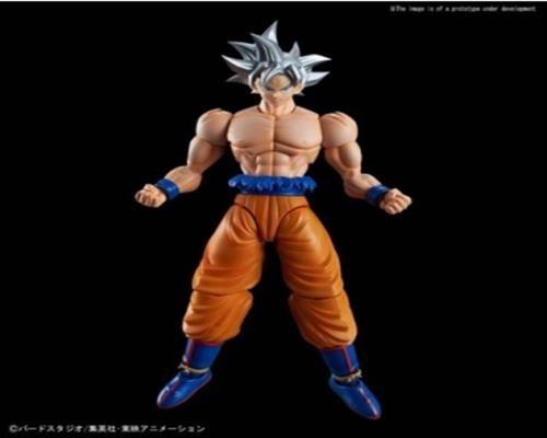 DRAGON BALL - Figure-rise Standard SON GOKOU (ULTRA INSTINCT)