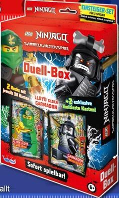 Lego Ninjago Duell Deck Serie 5