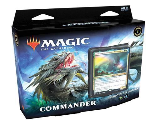 Herrscher der Gezeiten Commander Legends - Commander Decks - -Englisch