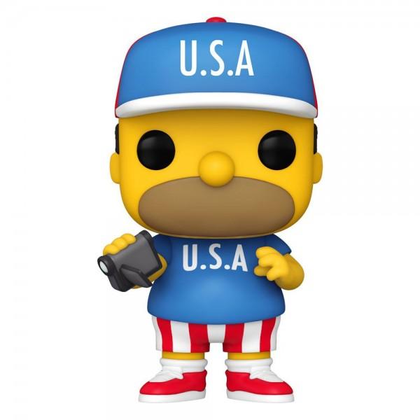 Television 905- the Simpson USA Homer - Funko POP!
