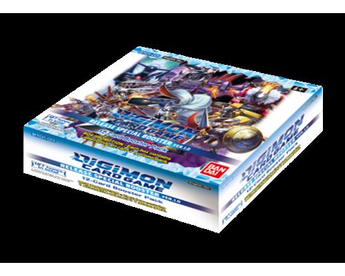 Digimon Special Editon Version 1.0 Display BT01-03 - Englisch