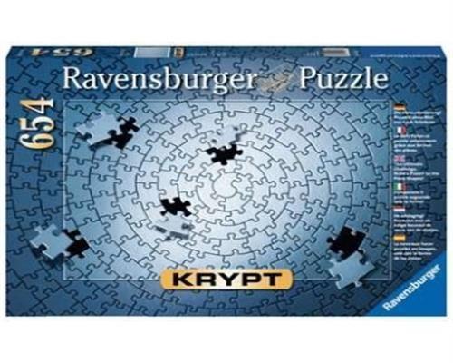 Ravensburger Puzzle - Krypt Silber - 654 Teile