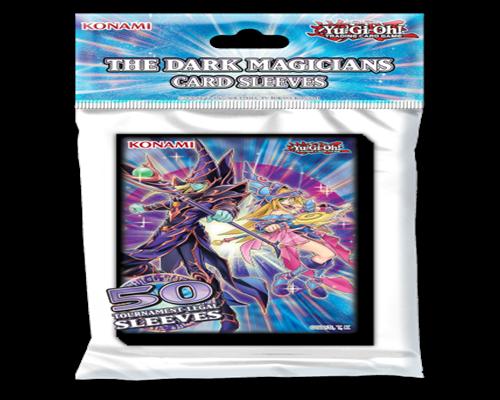 Dark Magicians Hüllen - 50 Hüllen