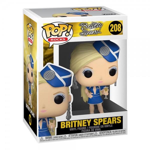 Rocks 208- Britney Spears - Funko POP!