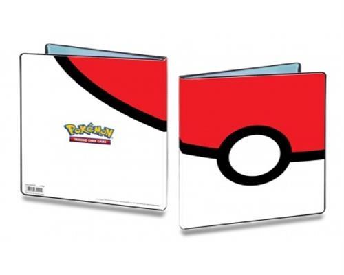 Pokemon Pokeball Sammelalbum - 9- Pocket Portfolio