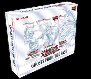 Ghosts from the Past - Deutsch - 1. Auflage