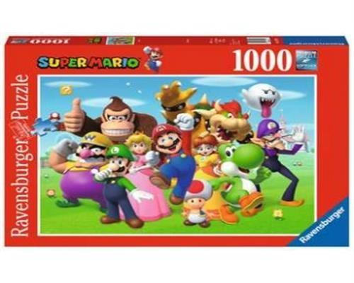 Ravensburger Puzzle - Super Mario 1000 Teile