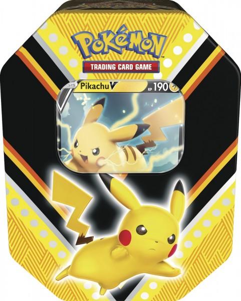Pokemon Pikachu-V -ENGLISCH