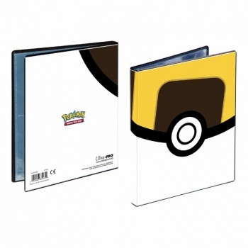 Pokemon Ultra Ball Sammelalbum - 4- Pocket Portfolio