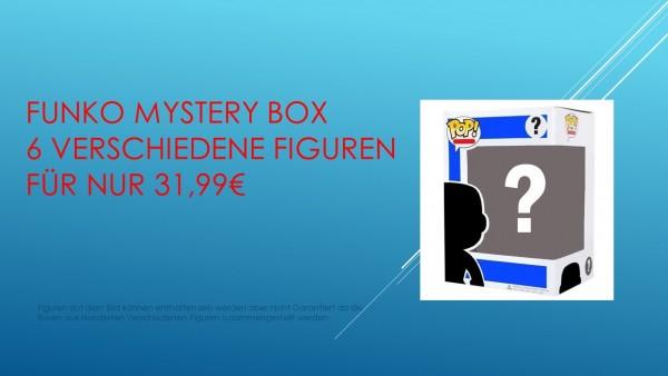 Funko Mystery Box 6 Verschiedene Funkos