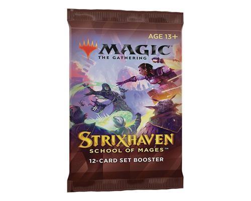Strixhaven: Akademie der Magier Set Booster - Englisch