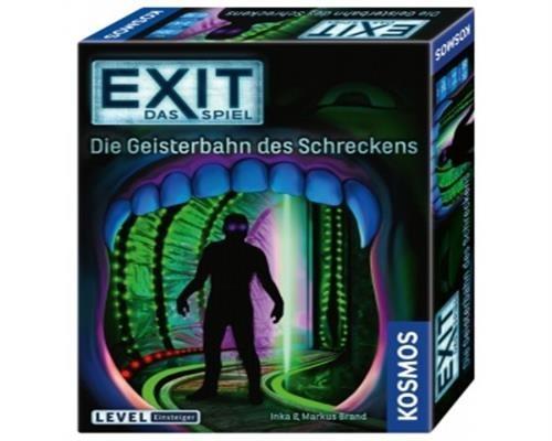 EXIT - Die Geisterbahn des Schreckens