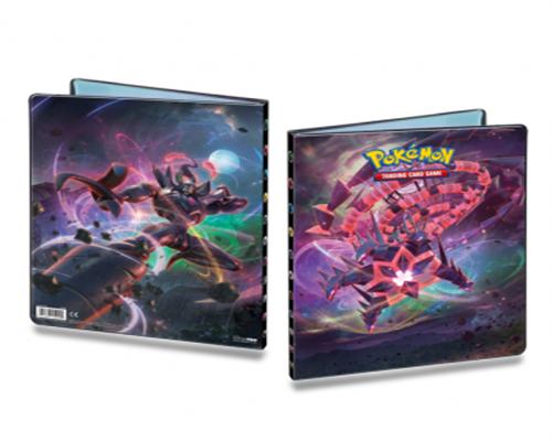 Pokemon Sammelalbum Flammende Finsternis 9er Pocket
