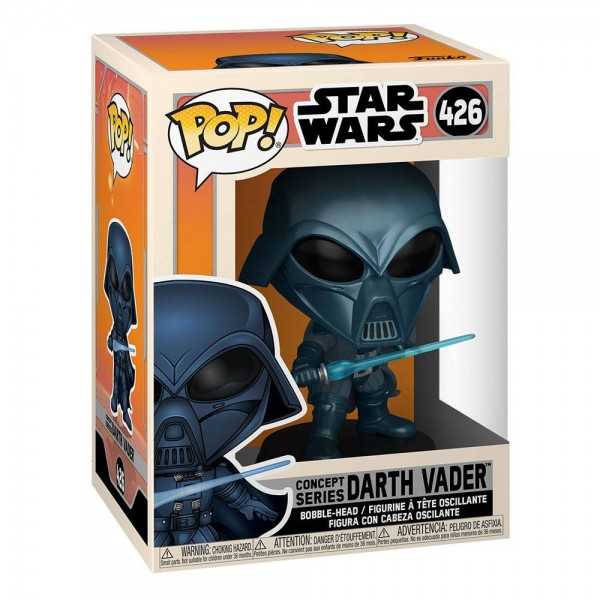 Star Wars 426- Concept Series Darth Vader- Funko POP!