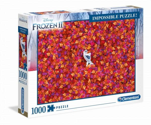 Disney Puzzle Die Eiskönigin 2 1000 Teile - Clementoni