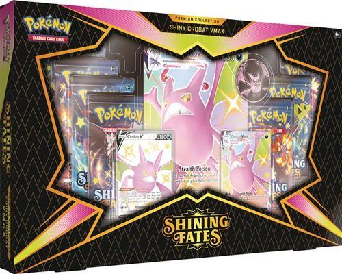 Shining Fates Premium Collection - Shiny Cobat - VMAX - Englisch