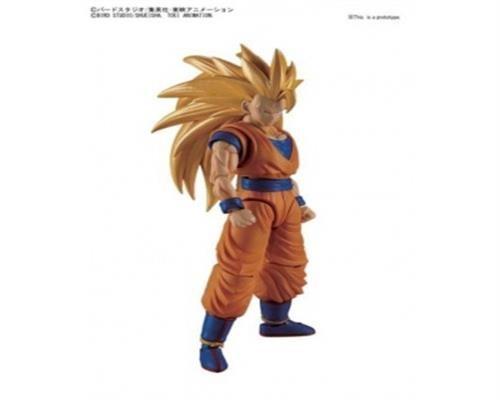 DRAGON BALL - Figure-rise Standard SUPER SAIYAN 3 SON GOKOU