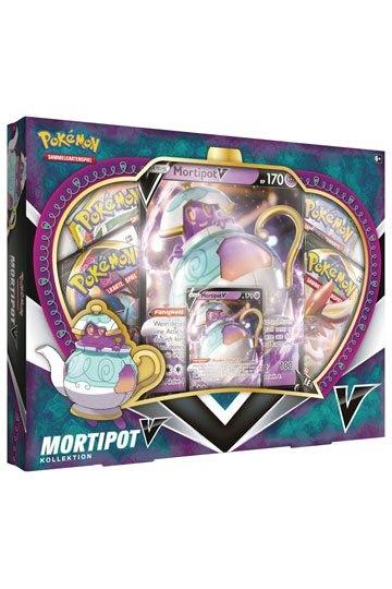 Pokémon Mortipot-V Box - Deutsch