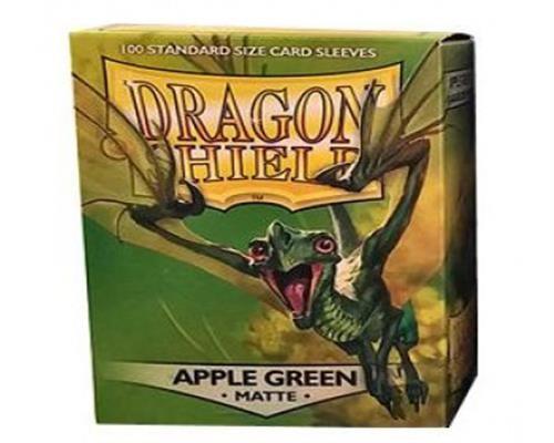 Dragon Shield Standard Sleeves - Matte Apple Grün(100)
