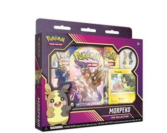 Pokémon Pin Collection 2020 Morpeko -Deutsch