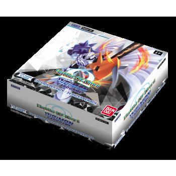 Digimon Battle Of Omni Booster Display BT05 - Englisch