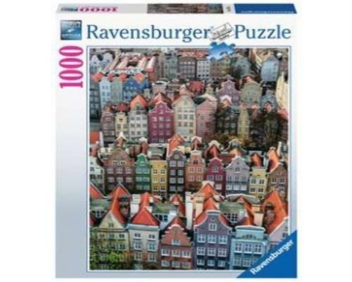 Ravensburger Challenge Puzzle - Danzig in Polen 1000 Teile