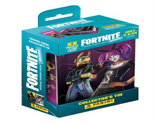 Fortnite Reloaded - Mega Tin