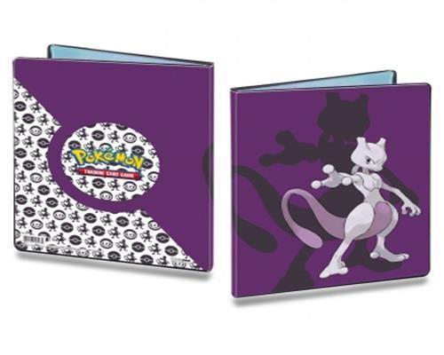 Pokemon Sammelalbum Mewtwo 9er Pocket