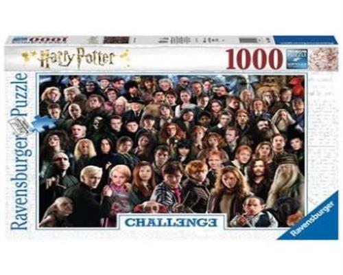 Ravensburger Puzzle - Harry Potter Challenge - 1000 Teile
