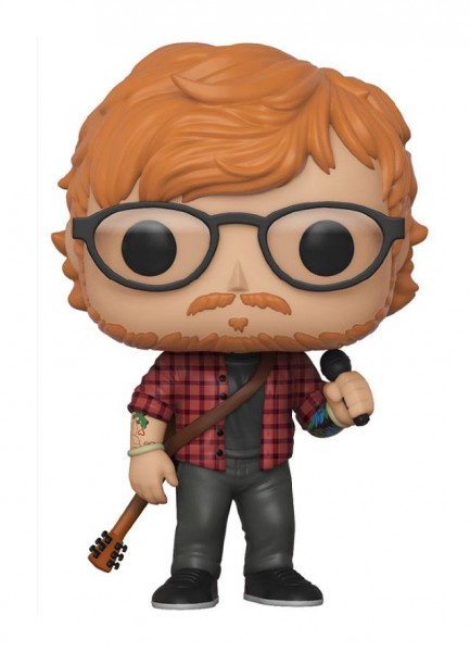 Rocks 76- Ed Sheeran - Funko POP!