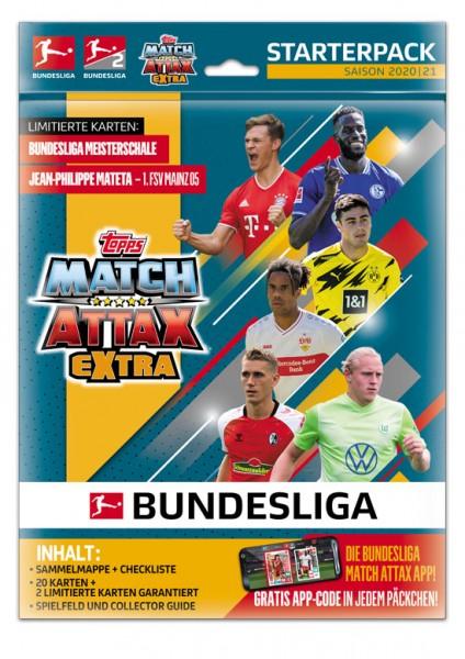 Match Attax EXTRA 20/21 Starterpack