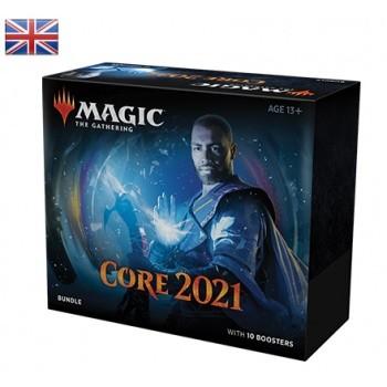 Magic Hauptset 2021 - Bundle- Englisch