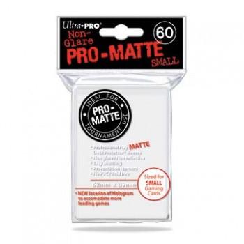 Ultra Pro Hüllen Weiß Matt (60) Japan Size