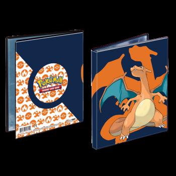 Pokemon Glurak Sammelalbum - 4-Pocket Portfolio