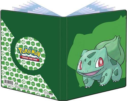Pokemon Sammelalbum Bisasam 4er Pocket