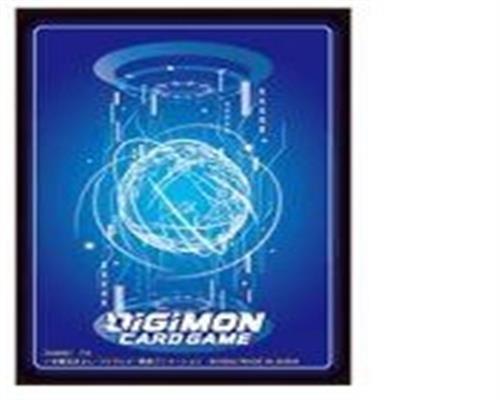 Digimon TCG 60 Card Sleeves Digi-Ei