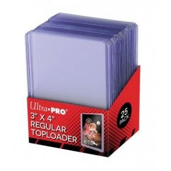 Ultra Pro Toploader 3x4 ( 25 Hüllen )