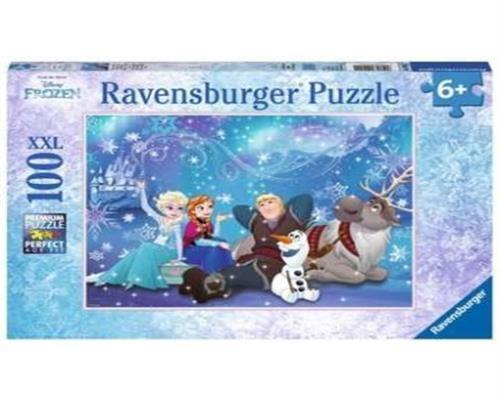Frozen 2 Eiszauber 100 Teile Puzzle - Ravensburger