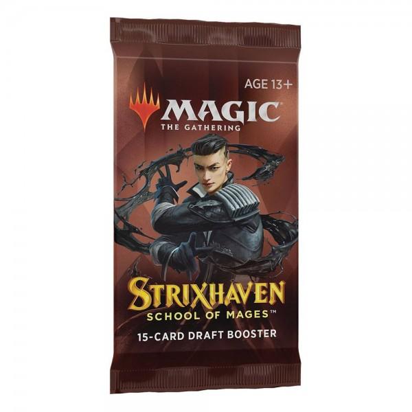 Strixhaven: Akademie der Magier Booster - Englisch